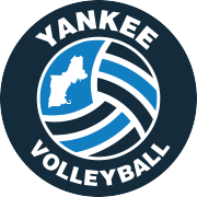Yankee Volleyball Logo
